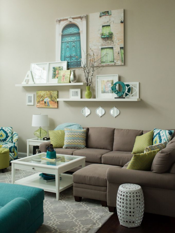 Fresh Living Room Decorating Ideas Adorable Home