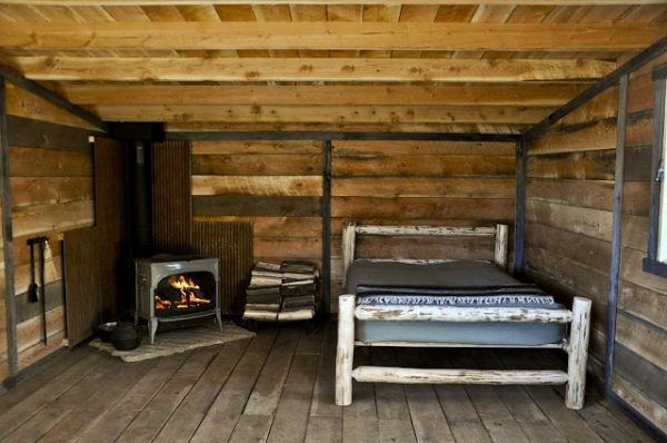 small cabin interior design - Small Cabin Interior Design Ideas