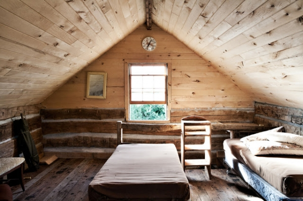 Cabin Interior Designs Adorable Home