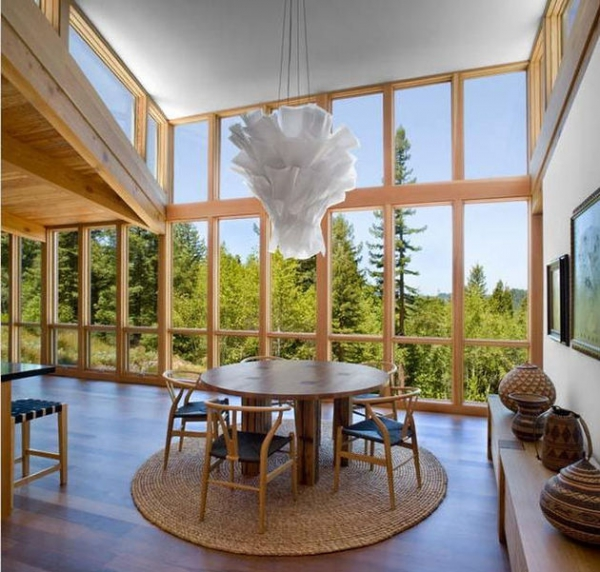 California dream house in the woods  (4)