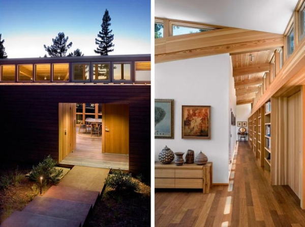 California dream house in the woods  (5)