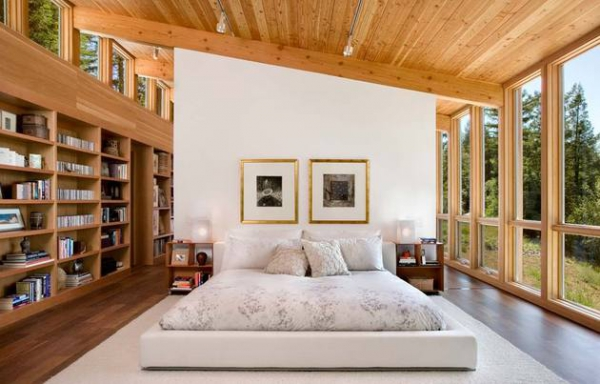 California dream house in the woods  (6)