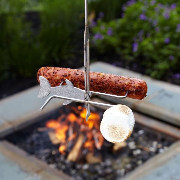 Hot Dog Holder For Campfire