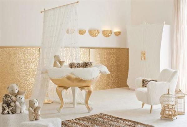Luxury nursery designs from halley adorable home for Luxury arredamento