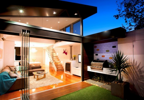 Charming and playful contemporary house addition (2)