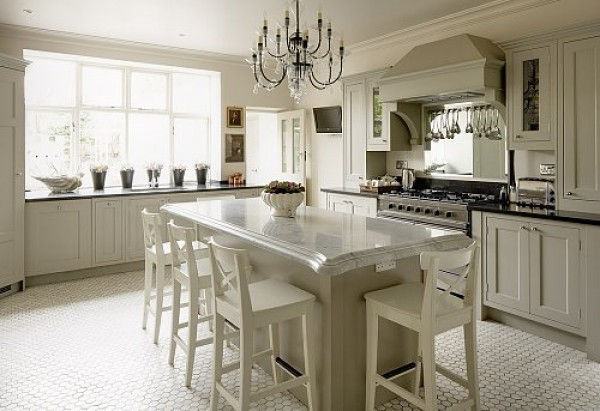Charming english house adorable home for 4 seat kitchen island