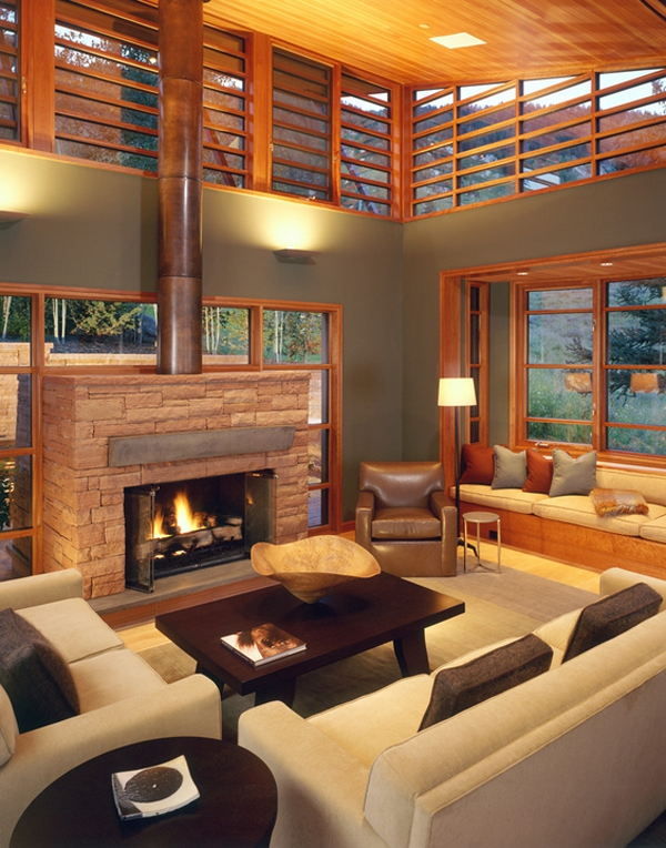 Under Window Sofa Table furthermore o Decorar La Terraza En Verano moreover Log Home Plans And Prices Ny Bedroom And Living Room Image furthermore Wood And Stone Homes Luxury further 2e46c9bd23803015. on small rustic cabin living room