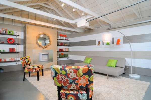 Chic garage conversion (2)