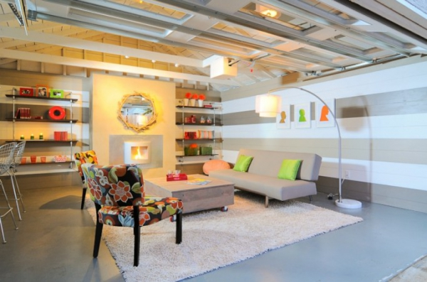 Chic garage conversion (4)