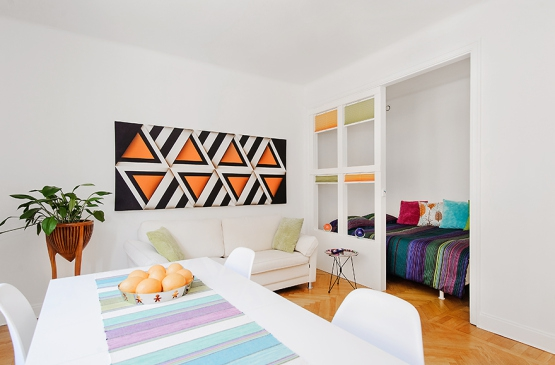 Chic small home keeps it sweet and simple (8)