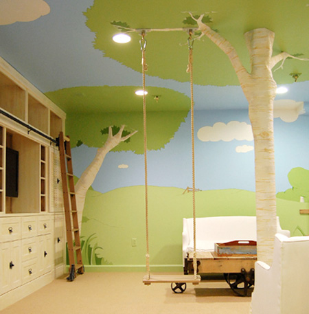 Children S Indoor Tree House Adorable Home