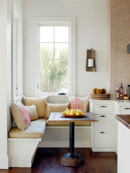 Choosing the right banquette for your kitchen – adorable home