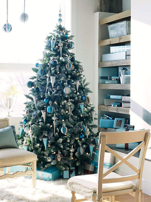 blue white christmas decorating ideas decorating ideas