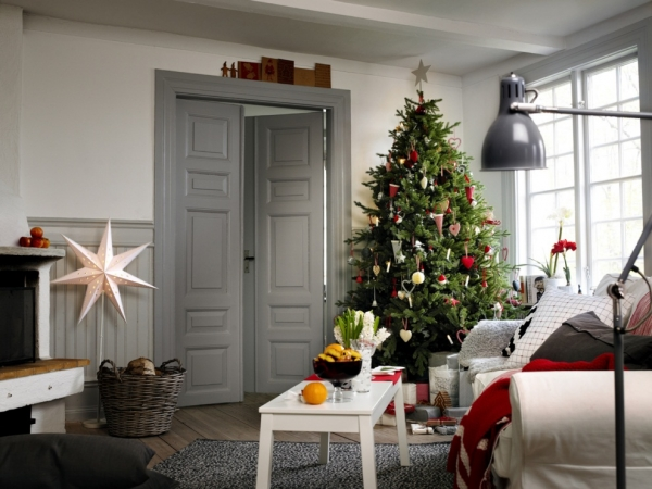 christmas inspiration by ikea ? adorable home - Ikea Inspiration