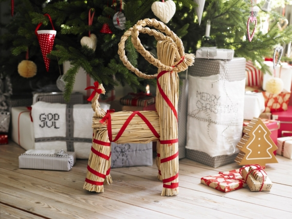 Christmas inspiration by IKEA
