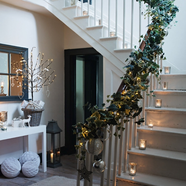 Christmas Interior Design Stunning Christmas Inspiration And Festive Design Ideas  Adorable Home