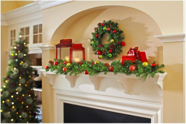 christmas-mantelpiece-decorating-ideas-15