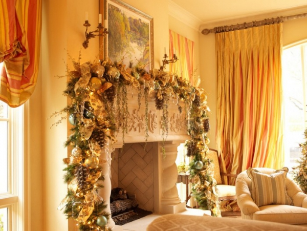 christmas-mantelpiece-decorating-ideas-2