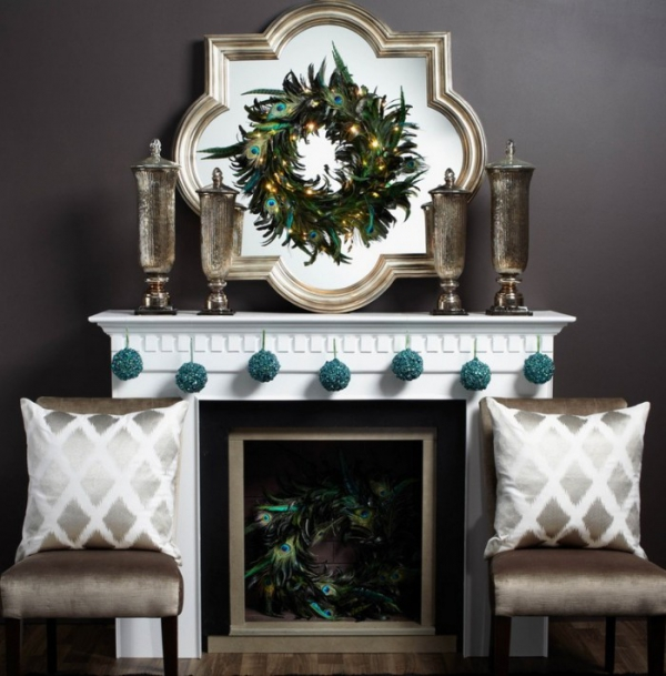 christmas-mantelpiece-decorating-ideas-7