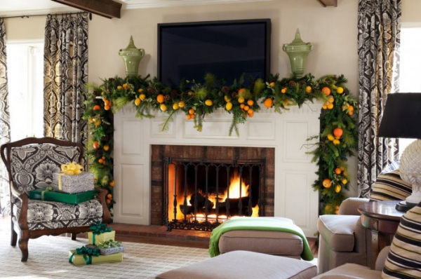 christmas-mantelpiece-decorating-ideas-9