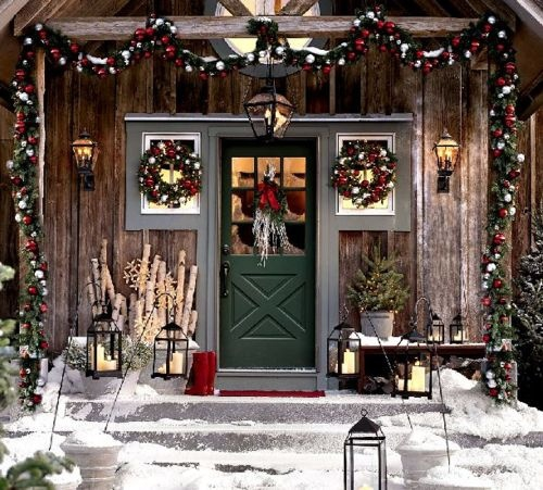christmas-porch-and-front-door-decorating-ideas-7