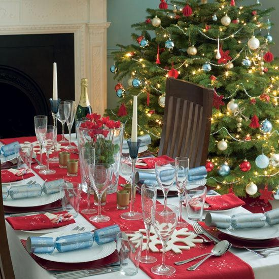 Christmas Table Decoration Ideas 6