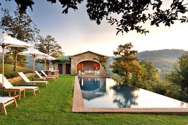 Classic Italian Villa Adorable Home