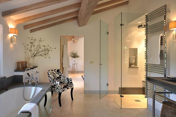 Classic italian villa adorable home for Italian villa interior design