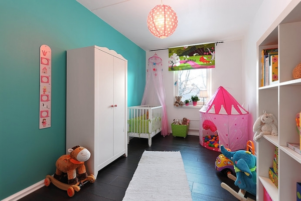 Colorful and vibrant kids room designs 1