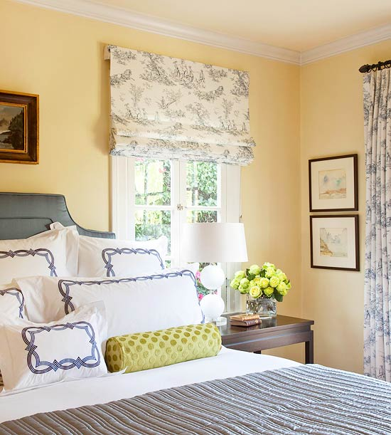 Bedroom Ideas Wall Color: Colorful Bedroom Designs