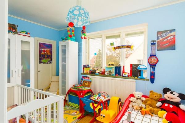 Colorful kids' room décor – Adorable Home