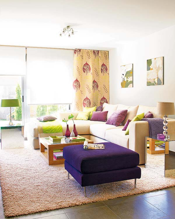 Colorful Living Room Ideas 3