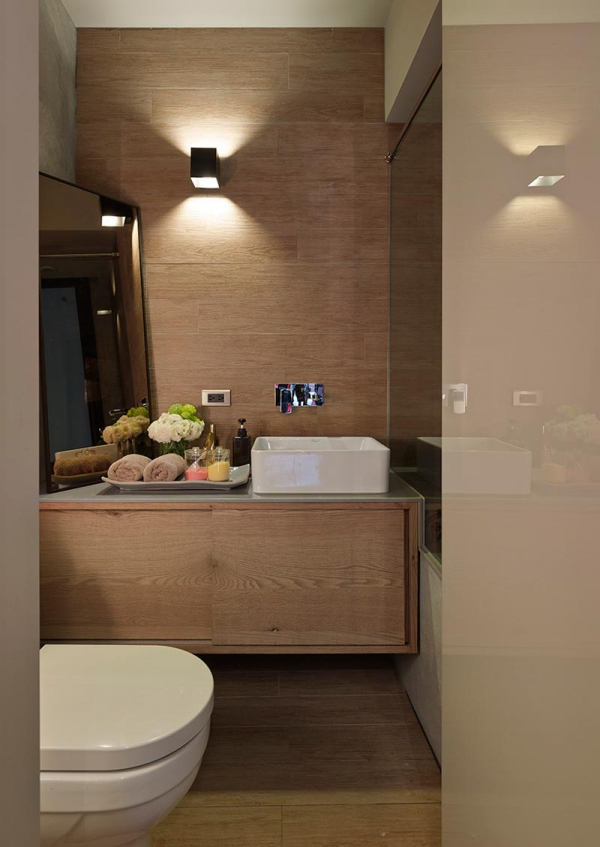 Compact home and office in downtown Taipei (12)