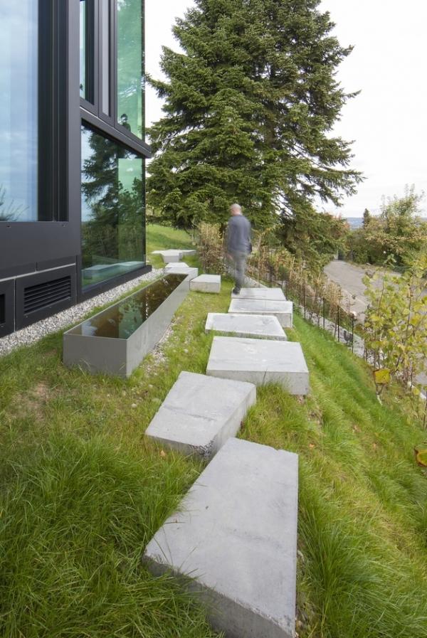 Concrete ideas and contemporary purple interiors (17)