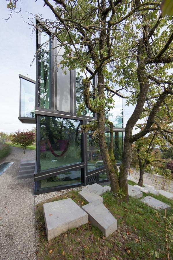 Concrete ideas and contemporary purple interiors (18)
