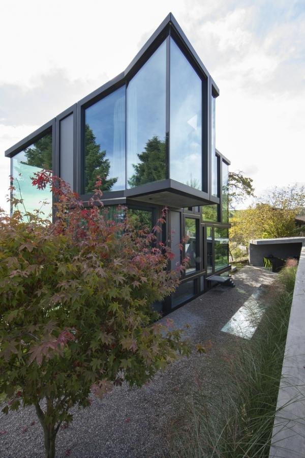 Concrete ideas and contemporary purple interiors (2)