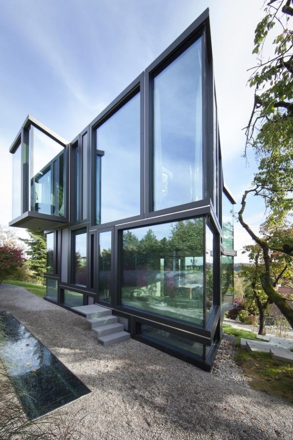 Concrete ideas and contemporary purple interiors (20)