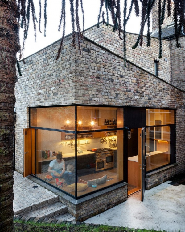 New Brick Homes: Brick House Addition In Dublin