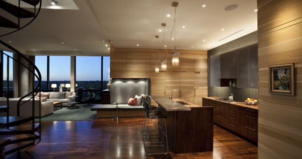 Contemporary Apartment In Minneapolis