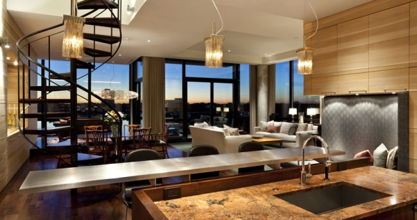 Contemporary Apartment In Minneapolis 4