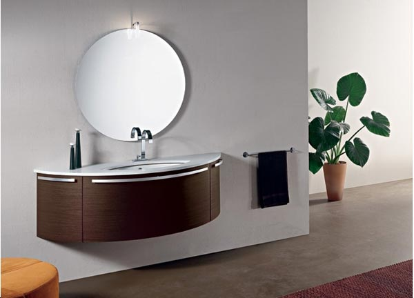 Contemporary Bathroom Vanities 8