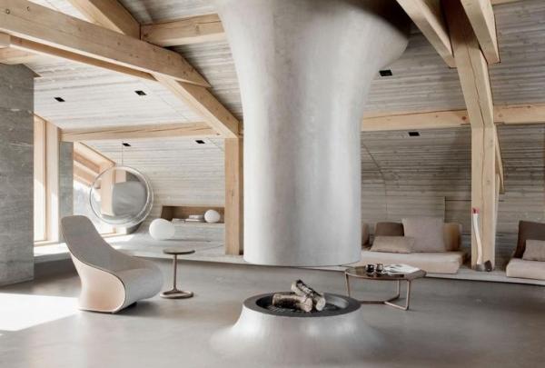 Contemporary chalet u2013 adorable home