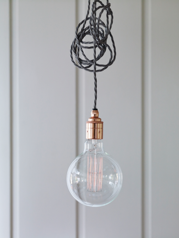 Chic industrial style lighting adorable home for Industrial interior design lighting