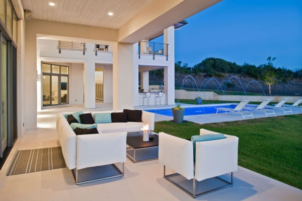 Contemporary house design in the USA (10)