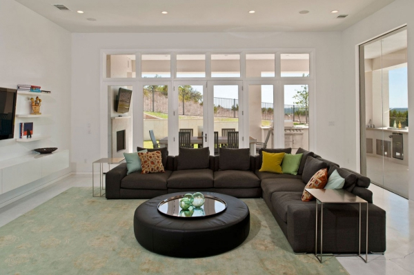 Contemporary house design in the USA (5)