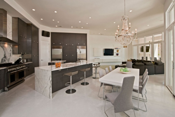 Contemporary house design in the USA (7)