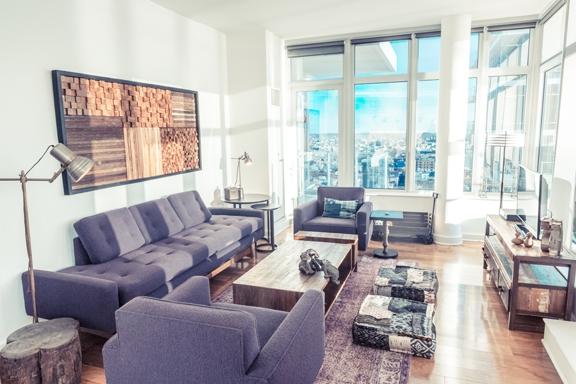 Contemporary interior design (2)