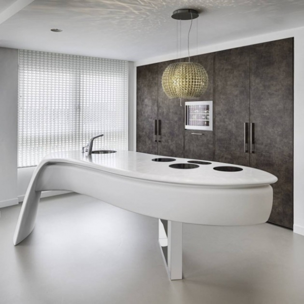 Contemporary kitchen design by Culimaat  (1)
