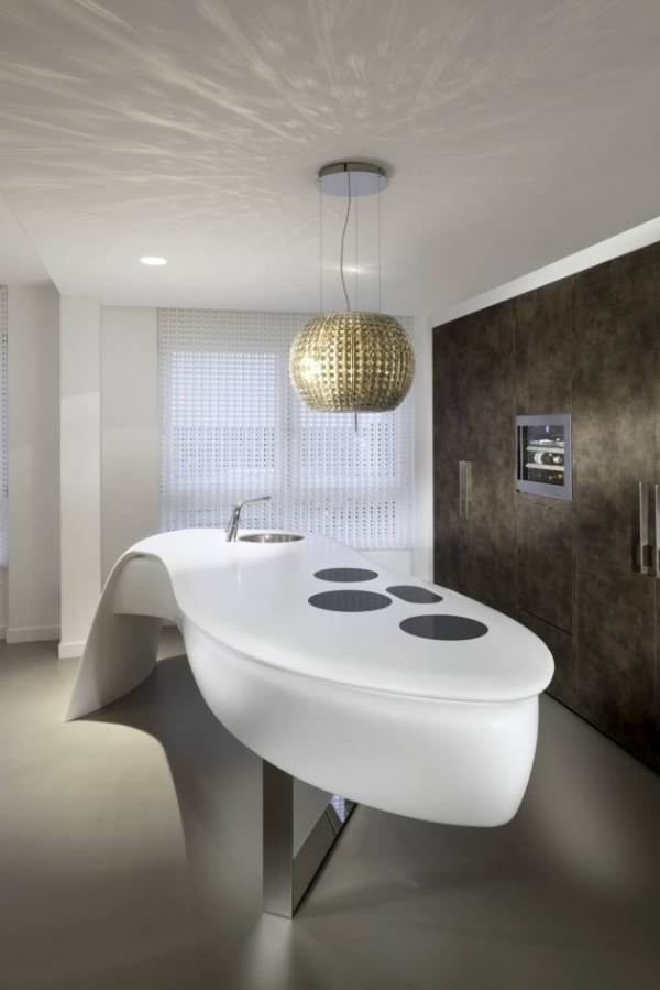 Contemporary kitchen design by Culimaat  (3)