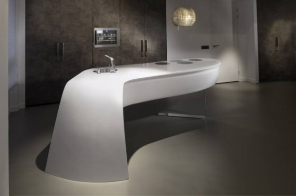 Contemporary kitchen design by Culimaat  (4)
